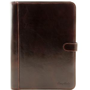 Grand Conférencier Porte-document Cuir  - Tuscany Leather -