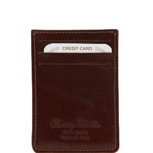Elegant Porte Carte de Credit Cuir - Tuscany Leather -