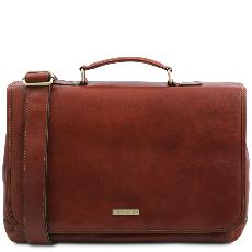 Cartable Multi compartiments Cuir Rabat Mantova - Tuscany Leather -