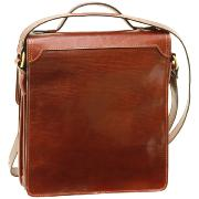 Sac Bandoulière Cuir avec Clef Homme - Old Angler -