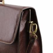 Cartable Cuir 2 Compartiments  -Tuscany Leather -