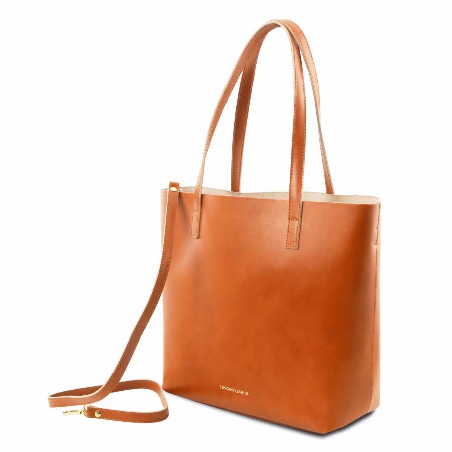 soldes sac cabas cuir femme ilaria tuscany leather. Black Bedroom Furniture Sets. Home Design Ideas