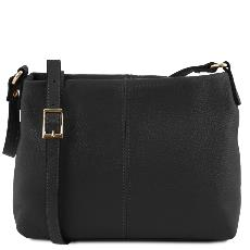 Sac Bandoulière Cuir Souple - Tuscany Leather -