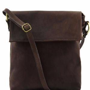 Sac Bandoulière Homme Cuir  - Tuscany Leather -