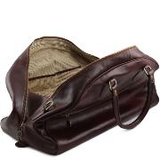 promo grand sac de voyage cuir cabine avion tuscany leather. Black Bedroom Furniture Sets. Home Design Ideas