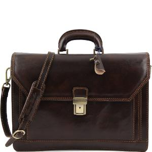 Cartable Cuir Homme Femme -Tuscany Leather -