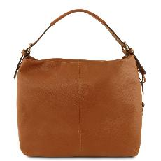 Sac Hobo Cuir Souple Epaule Femme - Tuscany Leather -