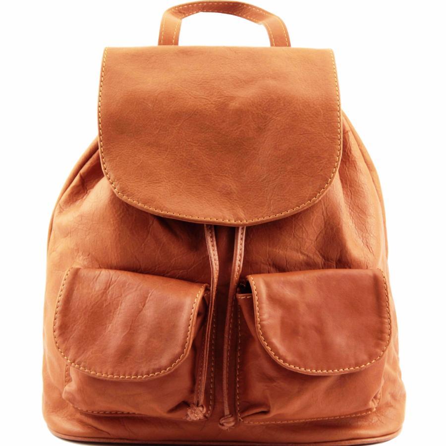 sac dos femme cuir souple poches black friday tuscany. Black Bedroom Furniture Sets. Home Design Ideas