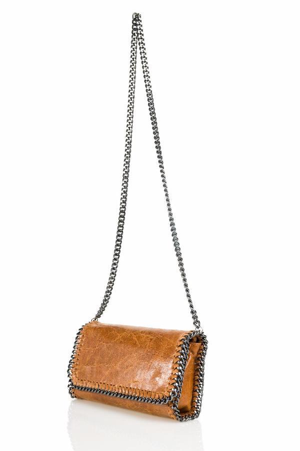 prix compétitif procédés de teinture minutieux qualité supérieure Sac Bandoulière Style Pochette Chainette Femme -LUCY-