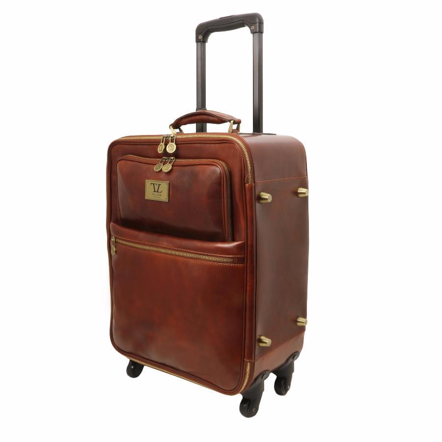 valise cuir cabine avion 4 roulettes tuscany leather. Black Bedroom Furniture Sets. Home Design Ideas