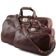 Ensemble Voyage Cuir Bora Bora Marron - Tuscany Leather -