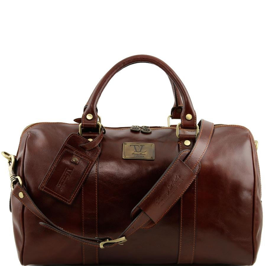 sac de voyage cabine avion en cuir marque tuscany leather. Black Bedroom Furniture Sets. Home Design Ideas