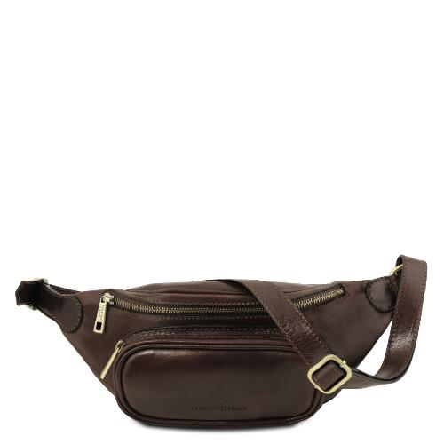 Sac Banane Cuir Homme - Tuscany Leather -