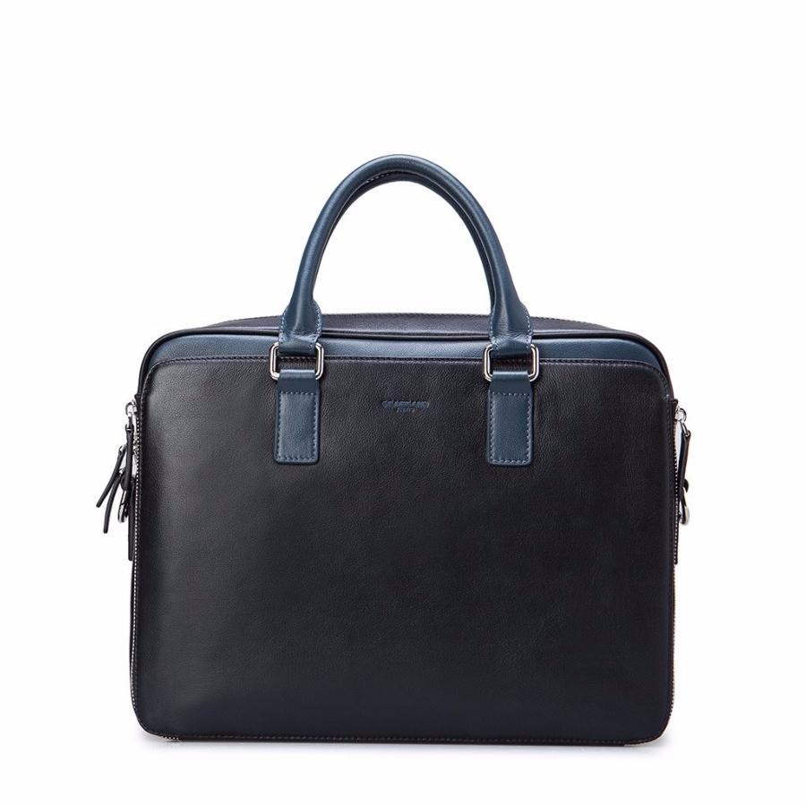 sac business pour homme en cuir noir dudubags. Black Bedroom Furniture Sets. Home Design Ideas