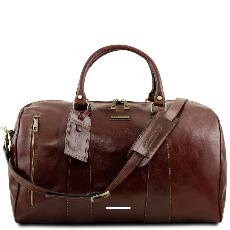 Grand Sac de Voyage Cuir Souple  - Tuscany Leather -