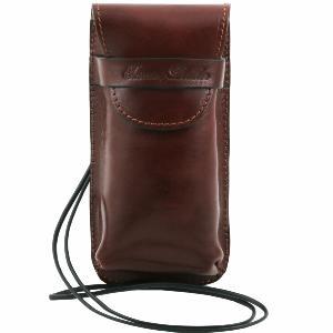 Smartphone Cuir Etui Tuscany Porte Lunettes Ou Leather CerdxBoW