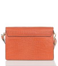 MiniSac Bandoulière Cuir Croco Femme - First Lady Firenze -