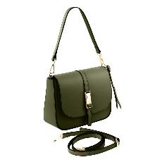 Sac Bandoulière Cuir Femme - Tuscany Leather -