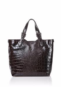 Sac Grand Cabas Cher Femme Pas Lucy Croco y7Ybvfg6