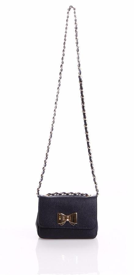 Petit Sac Cuir Bandoulière avec Chainette pour Femme-LUCY- 108ba45b322d