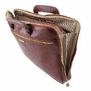 Serviette Cuir Porte-Documents Caserta -Tuscany Leather-