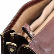 Sacoche de Travail Cuir Femme ou Homme -Tuscany Leather-