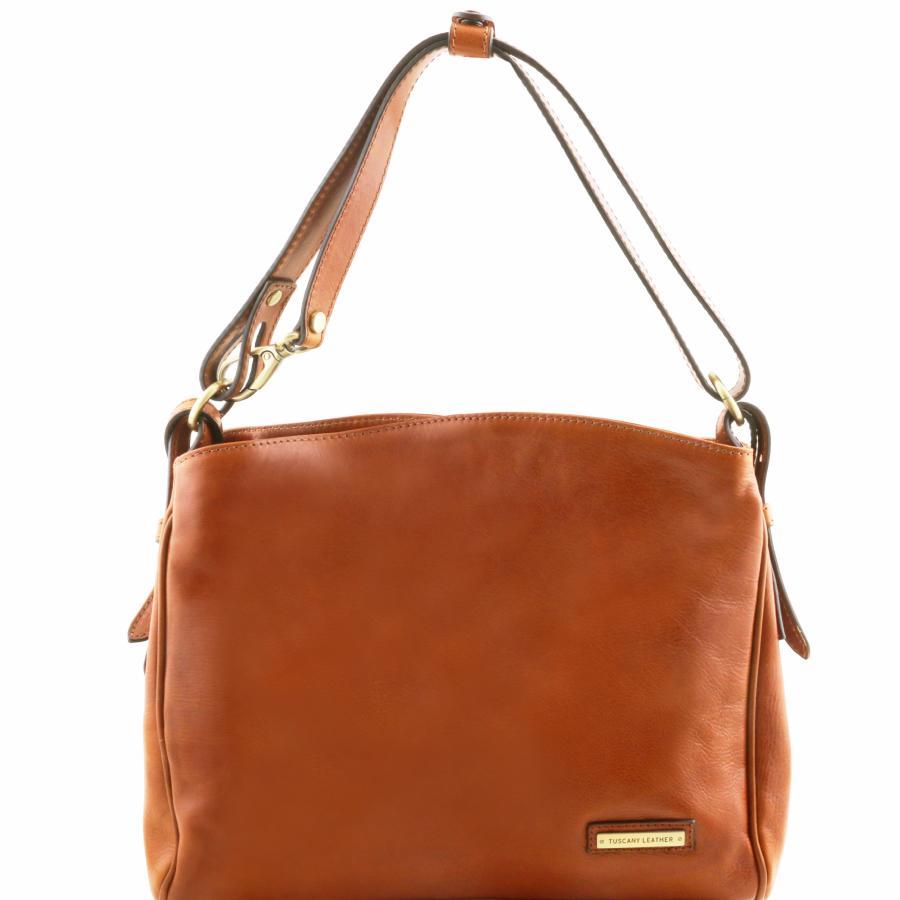 Sac Bandouli 232 Re Cuir Femme Tuscany Leather