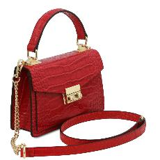 TL BAG Mini Sac en Cuir - Tuscany Leather -