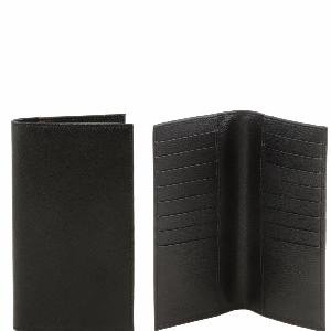 Grand Porte Cartes Credit ou Visite Cuir - Tuscany Leather -