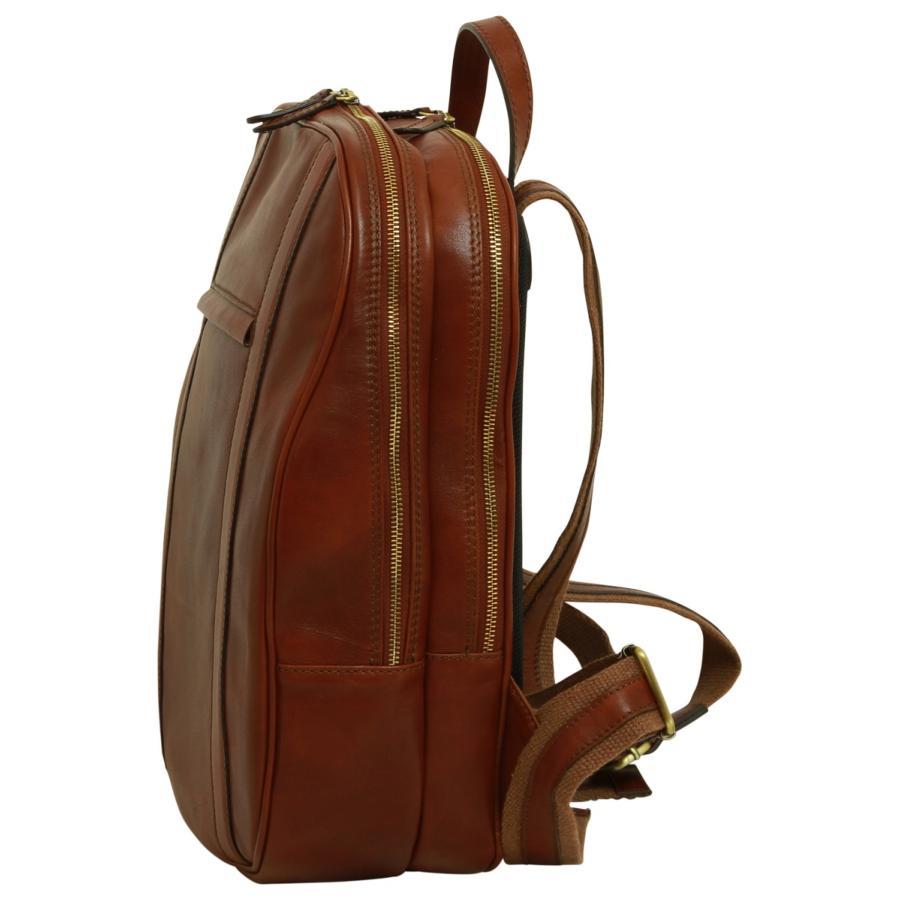 sac dos cuir renforc pour ordinateur portable old angler. Black Bedroom Furniture Sets. Home Design Ideas