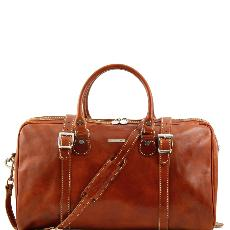 Sac Voyage Made In Italy Cuir Leather De Tuscany En E2WI9DH