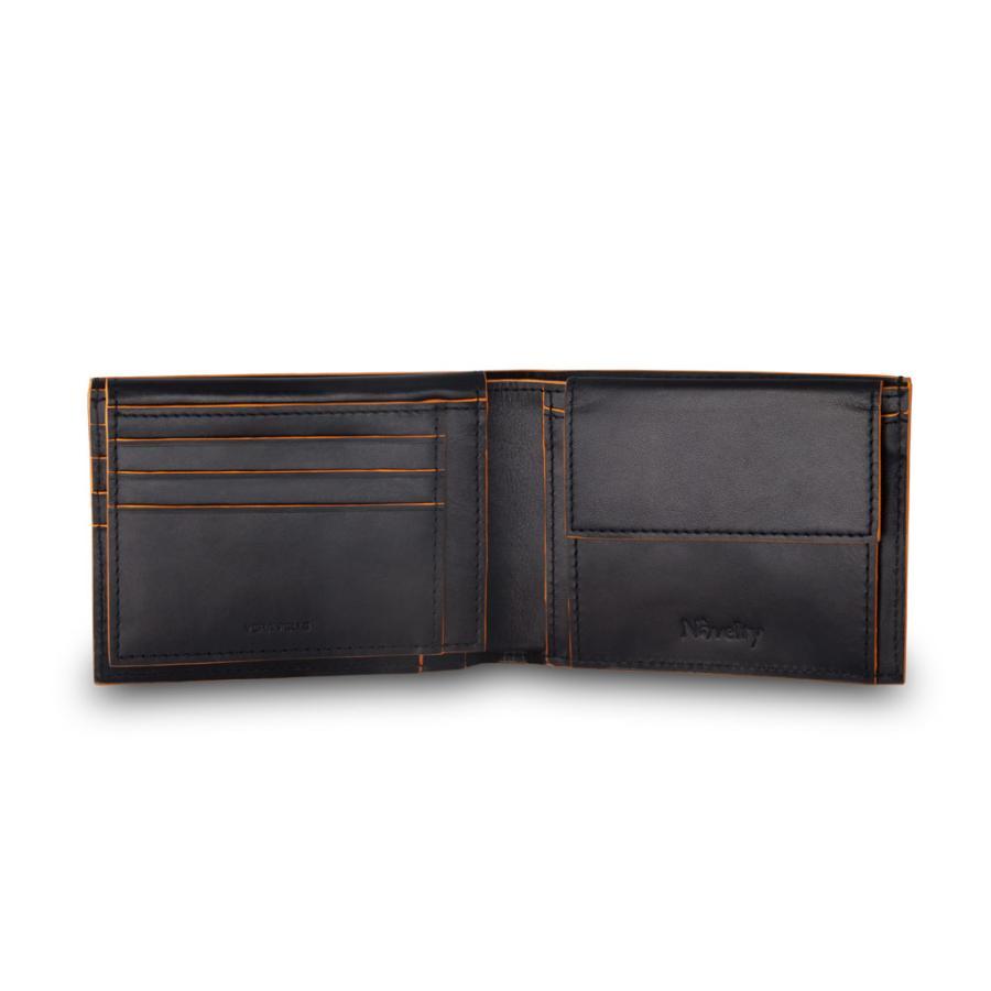 Portefeuille homme cuir avec porte monnaie rubert for Porte monnaie homme