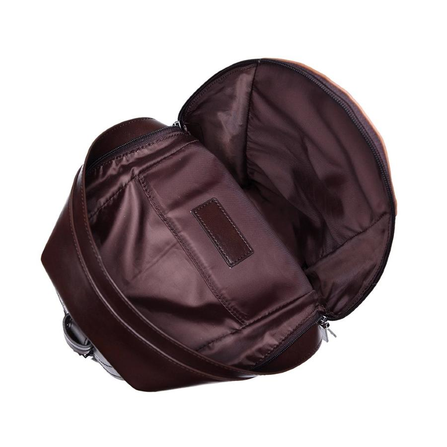 sac a dos cuir homme rouge gorge. Black Bedroom Furniture Sets. Home Design Ideas
