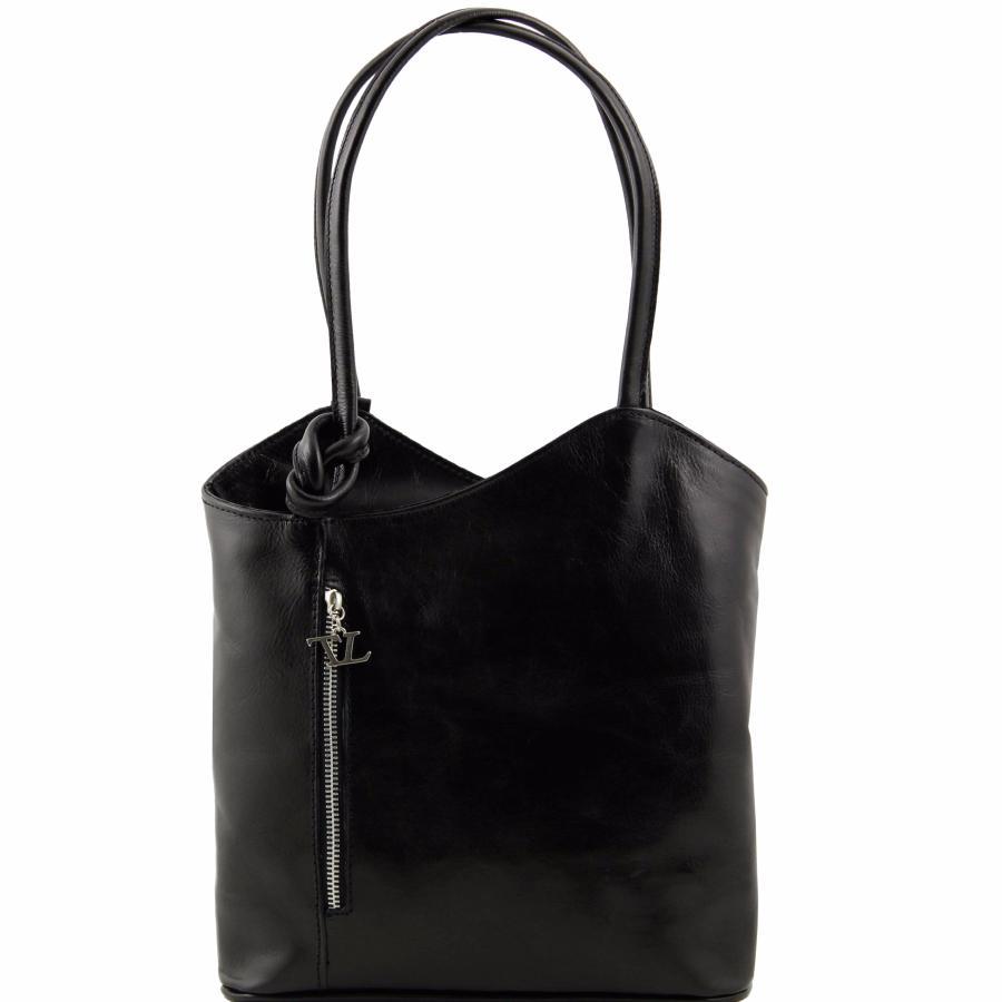 Femme Tuscany Dos Sac Leather Convertible À Cuir ALq345jR