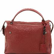 Sac Femme Cuir Nouveau Rouge - Tuscany Leather -