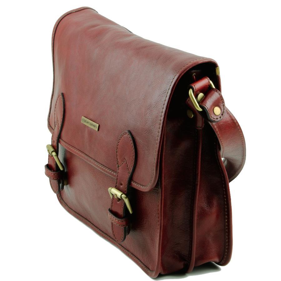 sac besace vintage cuir homme femme tuscany leather. Black Bedroom Furniture Sets. Home Design Ideas