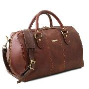 Ensemble de Sac de Voyage Cuir - Tuscany Leather -
