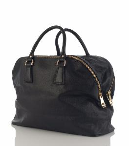 Grand Sac Fourre Tout Cuir Femme 2 Compartiments  -First Lady Firenze-