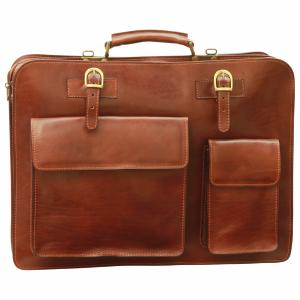 Grand Sac Business Cuir Homme  -Old Angler-