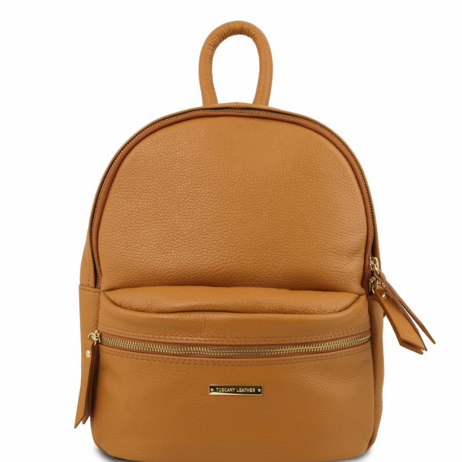 sac dos femme cuir v ritable italien tuscany leather. Black Bedroom Furniture Sets. Home Design Ideas