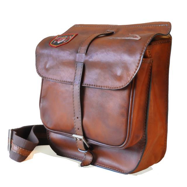 58fc39a9b1 Sac Besace Vintage Cuir Homme - pratesi -