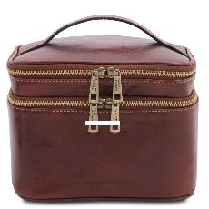 Trousse de Toilette Cuir Eliot - Tuscany Leather -