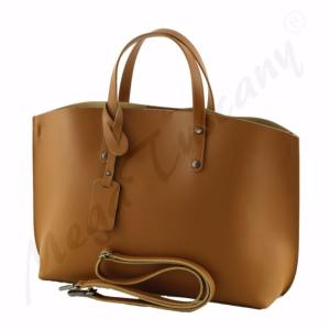 Promo Sac Cabas de Cours Cuir Femme -First Lady Firenze-
